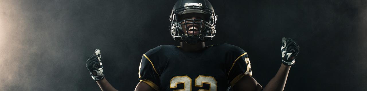UCF Football Player